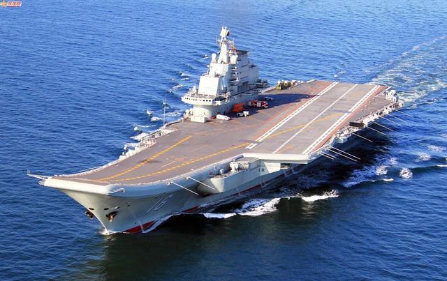 专家称国产航母最早半年后下水 上海也能造航母