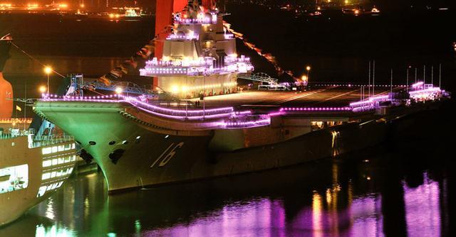 专家:中国海军至少需3艘航母 现在还没印度多