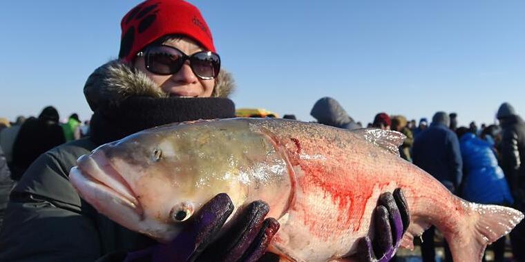 传承古老渔猎文化
