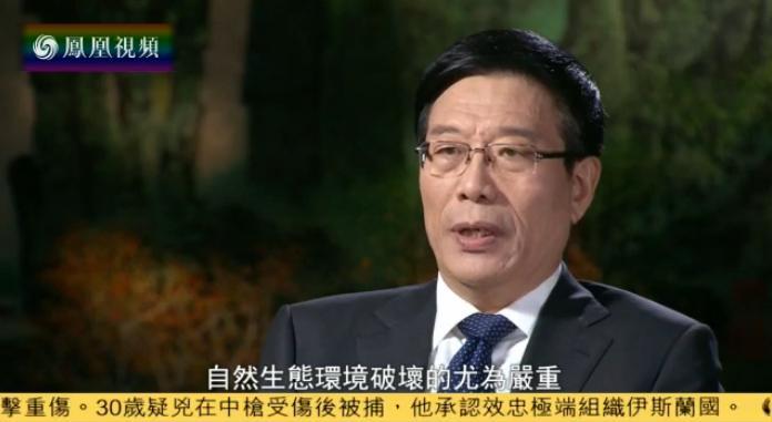 凤凰卫视专访湖南省委书记徐守盛