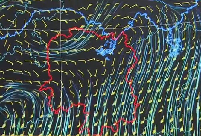湖南20日晚进入速冻模式:未来5天有暴雪