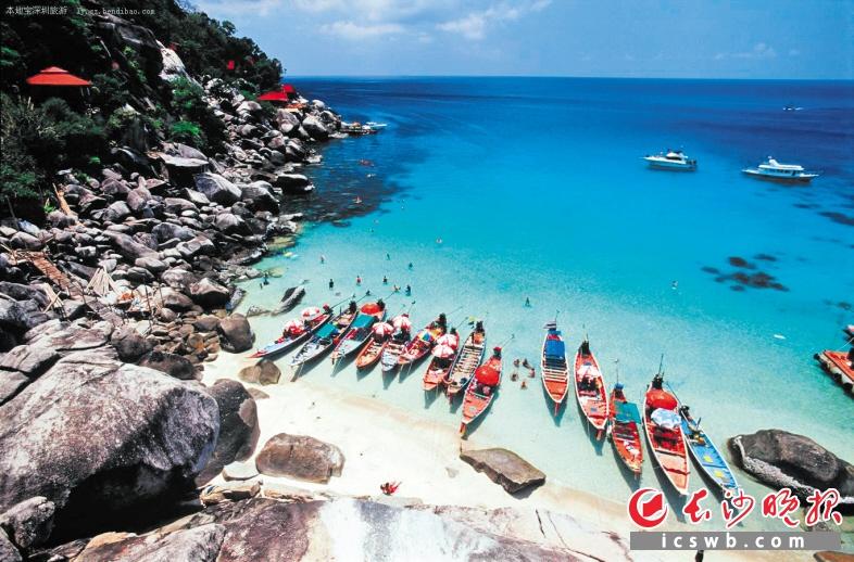 春节旅游市场一片火热,在出境游产品中,天气晴好,气候温暖的东南亚诸