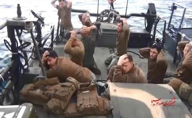 """伊朗军官""""羞辱""""美军获勋 美媒称是国耻"""