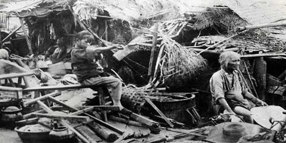 砍头辱尸:老照片揭秘军阀时代的中国乱象