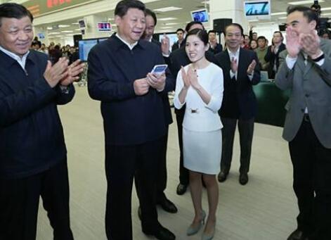 新华社记者感言:总书记为我们点赞了