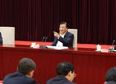 刘云山:认真履行党的新闻舆论工作的职责使命