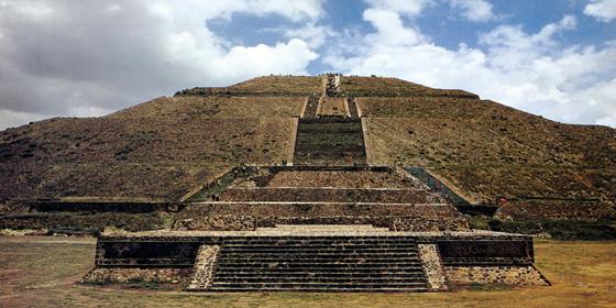揭秘墨西哥死亡金字塔之谜