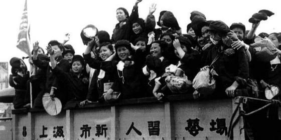 重获新生 新中国妓女改造珍贵照片