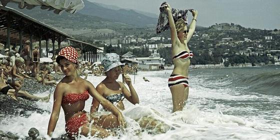 六十年代苏联官方宣传照