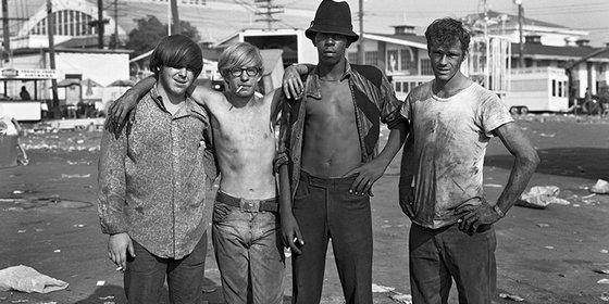 上世纪70年代走向衰落的汽车城底特律