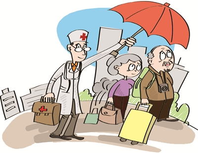国家旅游局新规:60 岁以上老年人跟团游需配随团医生