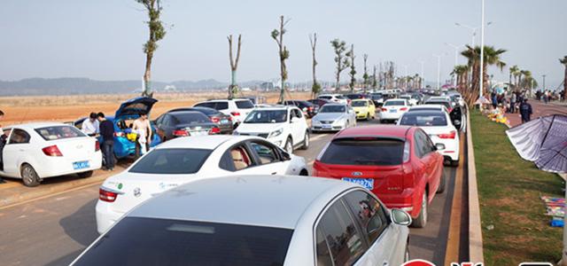 沙滩公园汽车营地预计5月1日完工