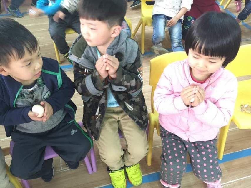 """青竹湖幼儿园开展庆""""三八""""妇女节体验活动"""