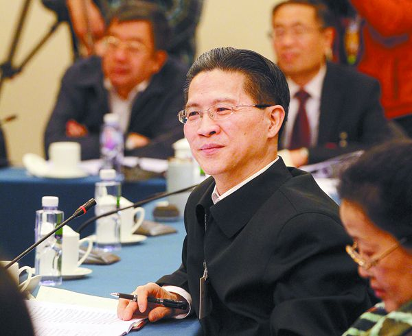 周汉民 解放日报记者 张海峰 摄