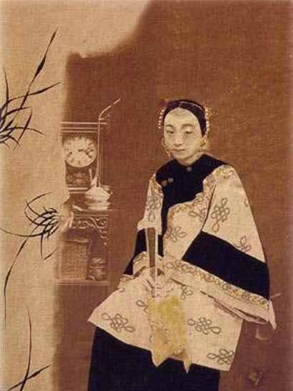 午夜剧场七夕第1209页-这张照片拍摄于1868年的北京,年代算是比较早的,只是后期处理太强