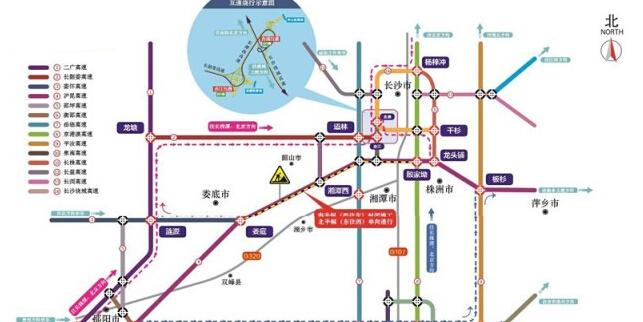 潭邵高速下月起大修 分流路线发布