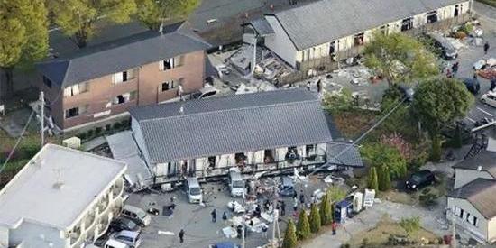 日本熊本地震被困中国旅行团获救