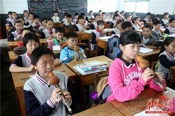 琴有独钟上海奏响乡村小学音乐梦(图)浏阳围棋学生图片