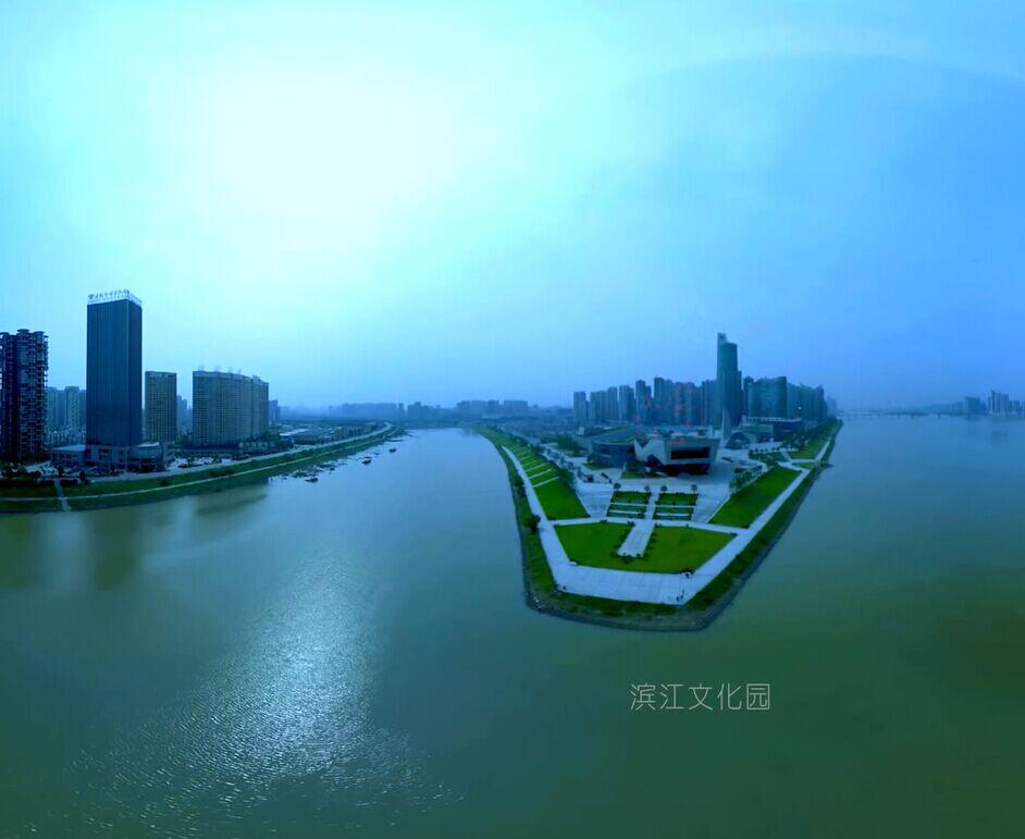 """长沙""""新名片"""":滨江文化园"""
