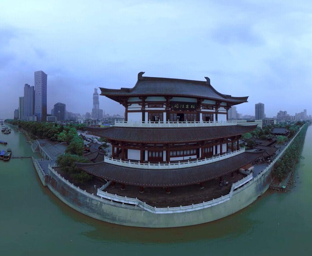 湖湘文化与杜甫的契合:杜甫江阁