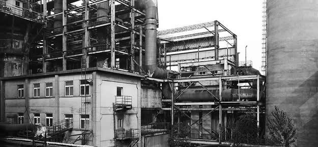 首钢:重工业时代的落寞背影