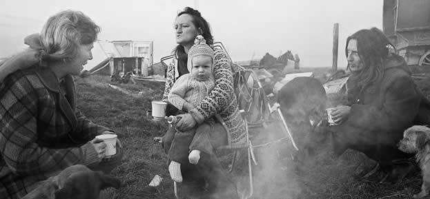 贫穷和绝望:英国后工业时代的废弃地