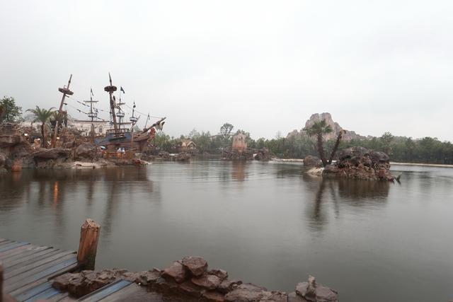 关于上海迪士尼的最全真相:中国元素是亮点 觉得吃的很坑咱可以自带