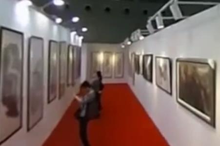 深圳文博会至正艺术博物馆