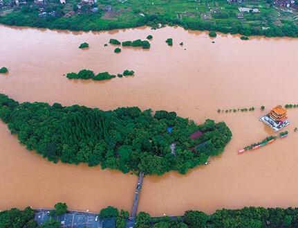 预警!入汛最强降水今晚来袭 湘中以南多暴雨