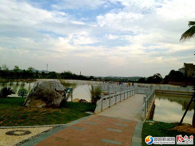 邵阳市区西苑公园将采用国际招标方式建设