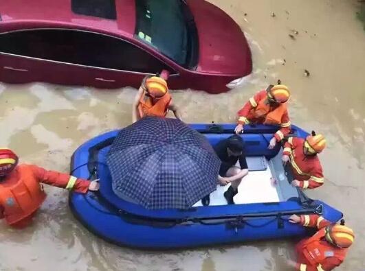 新一轮强降水致湖南72.3万人受灾 湘江长沙段或迎今年最大洪水