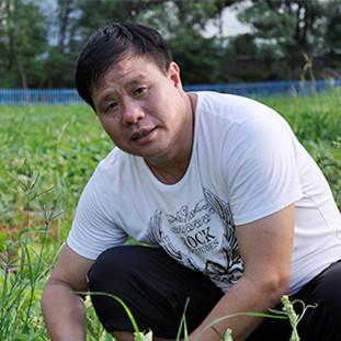 黄爱华:西瓜产业让村民的钱袋子鼓起来了