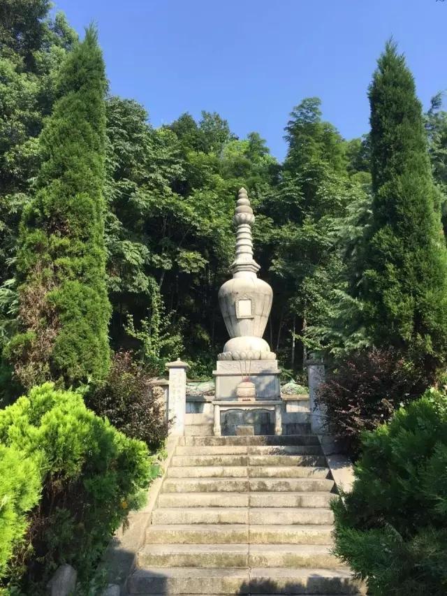 宁乡沩山风景名胜区旅游图片