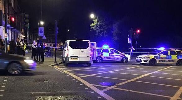 伦敦市中心发生砍人事件 已致1死多伤