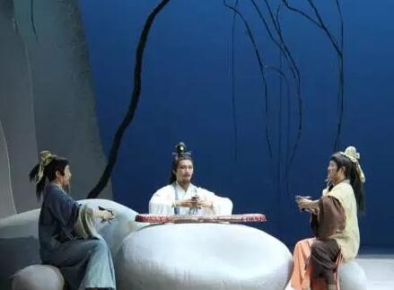【湘戏晋京】渔郎的曾经,陶令的梦――评民族舞剧《桃花源记》