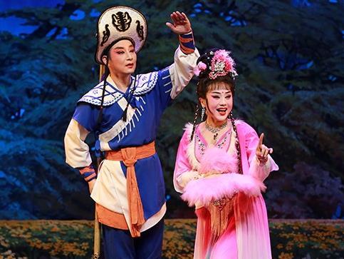 湘戏晋京|花鼓名剧《刘海戏金蟾》北京演出