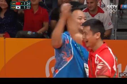 韩国队无奈扔球拍 - 娱乐头条