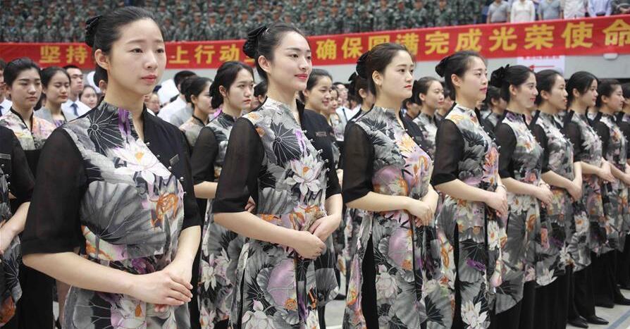 浙江举行G20峰会倒计时100天誓师大会