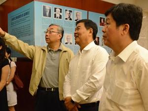 何报翔拜访上海市政协副主席、工商联主席王志雄