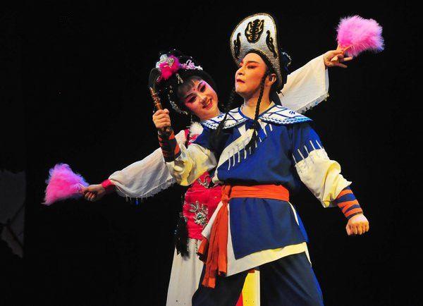 除了长沙花鼓戏,湖南还有这些傲娇的地方戏