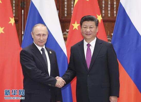 普京:G20杭州峰会准备精心 俄支持中国所提议题