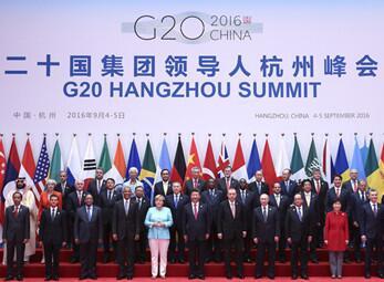 外媒热议习主席G20峰会开幕辞:为世界经济再启航点燃希望