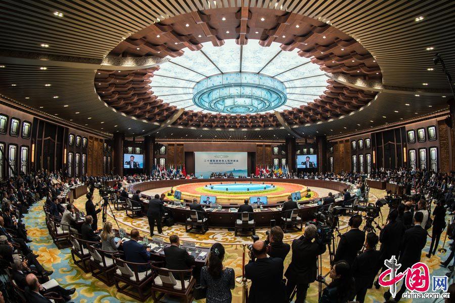 外媒称当前在中国举办G20峰会是最佳选择