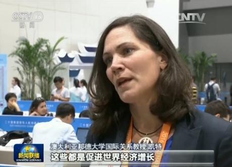 习近平在G20杭州峰会期间的多场演讲获得广泛赞誉