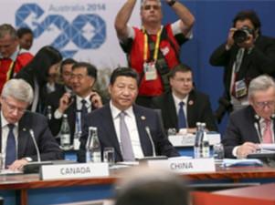 """习近平主席的""""G20时间"""":一个自信的大国阔步走向世界"""