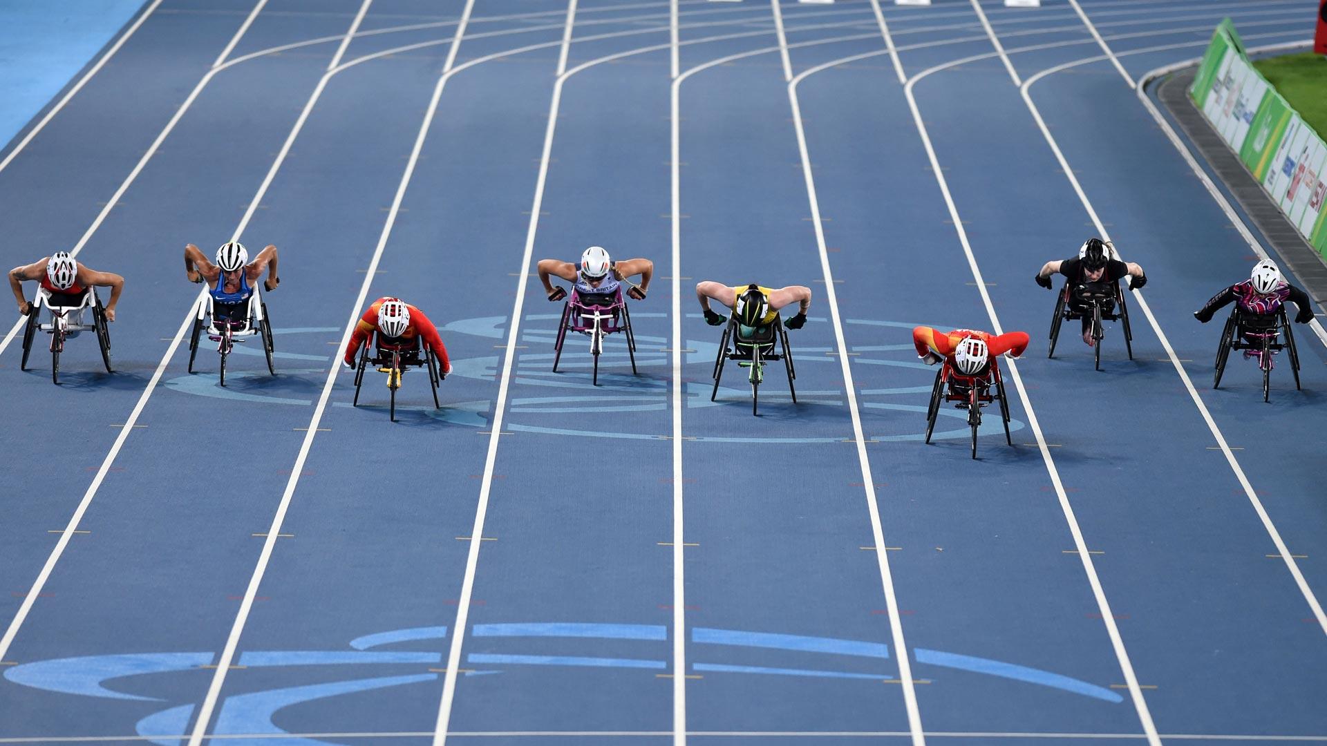 超越自我!直击里约残奥会 - 人在上海    - 中国新闻画报