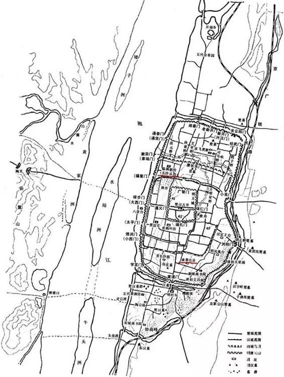 老长沙地图高清