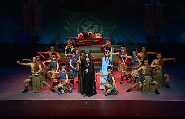 湘戏晋京唯一县级剧目――《赵子龙计取桂阳》背后的故事