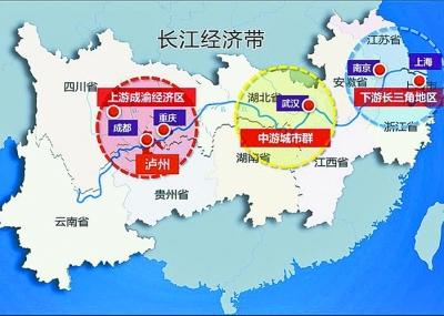 长江经济带规划纲要