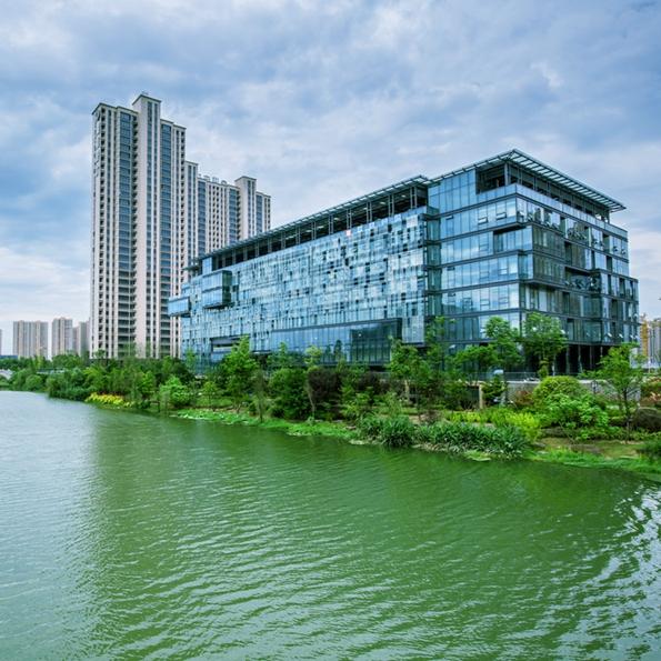 品鉴丨湖南省建筑设计院南院新址关于动物名片设计图片
